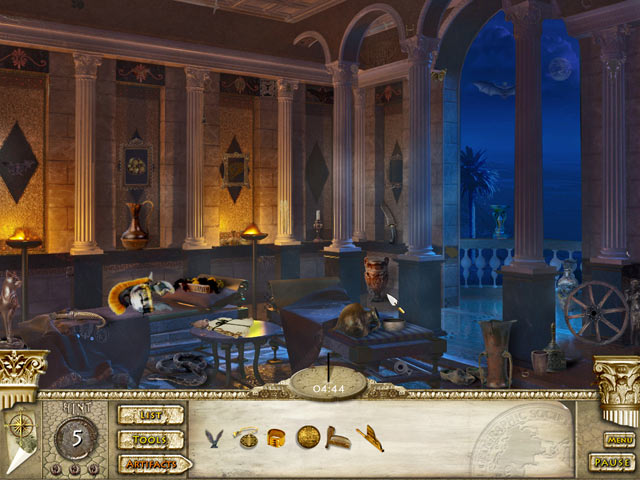 National Geographic Games Herod's Lost Tomb Game screenshot 4