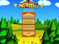 NeoBall Game screenshot 3