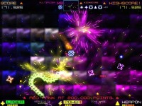 Neon Wars Game screenshot 1