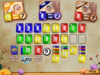 Nertz Solitaire Game screenshot 2