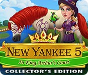 Free New Yankee in King Arthur's Court 5 Collector's Edition Game