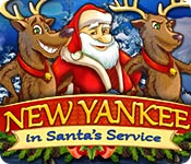Free New Yankee in Santa's Service Game
