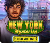 Free New York Mysteries: High Voltage Game