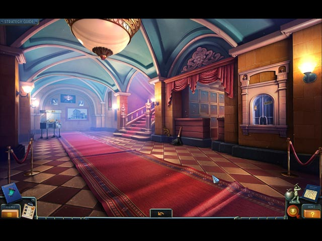 New York Mysteries: The Lantern of Souls Collector's Edition Game screenshot 3