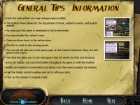 Nick Chase and the Deadly Diamond Strategy Guide Game screenshot 3