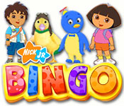 Free Nick Jr. Bingo Game