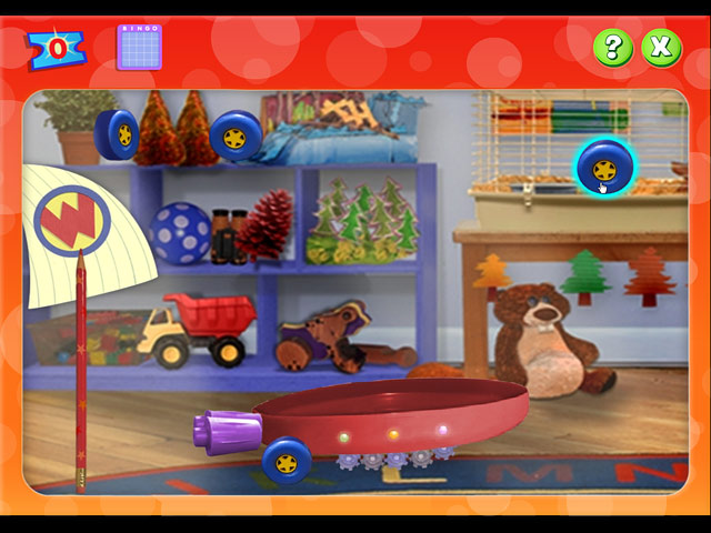 Nick Jr. Bingo Game Download - Screenshot #2