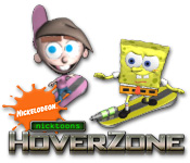 Free Nicktoons: Hoverzone Game