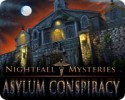 Nightfall Mysteries: Asylum Conspiracy Game - Help Christine explore the spooky Ashburg Asylum and find her missing grandfather in this dark Hidden Object game!