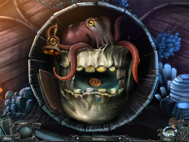 Nightmares from the Deep: The Cursed Heart Game screenshot 3