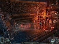 Nightmares from the Deep: The Cursed Heart Game screenshot 2