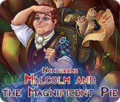 Free Nonograms: Malcolm and the Magnificent Pie Game