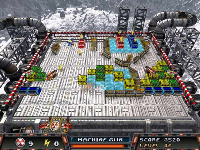 Nuclear Ball Game screenshot 3