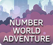Free Number World Adventure Game