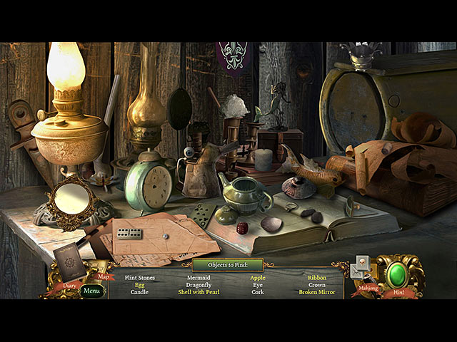 Obscure Legends: Curse of the Ring Game screenshot 1