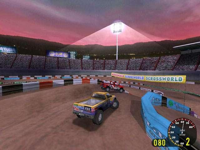Off Road Arena Game screenshot 1