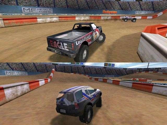 Off Road Arena Game screenshot 3