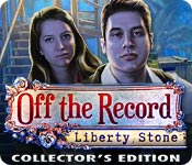 Free Off The Record: Liberty Stone Collector's Edition Game