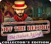 Free Off the Record: The Italian Affair Collector's Edition Game
