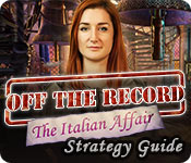 Free Off the Record: The Italian Affair Strategy Guide Game