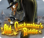 Free Old Clockmaker's Riddle Game