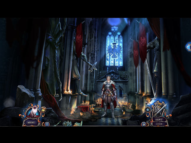 Ominous Objects: The Cursed Guards Collector's Edition Game screenshot 1