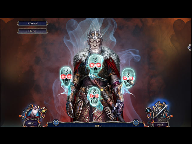 Ominous Objects: The Cursed Guards Collector's Edition Game screenshot 3