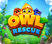 Free Owl Rescue Game