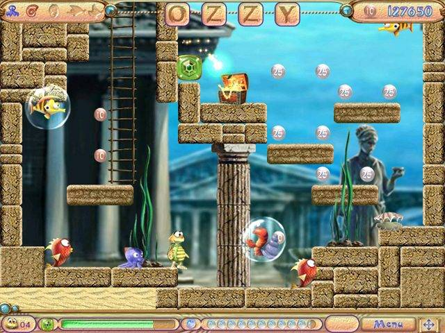 Ozzy Bubbles Game screenshot 3