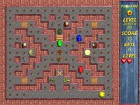 Pacadou Game screenshot 3