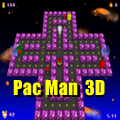 Free PacMan Adventures 3D Game