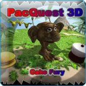 Free PacQuest 3D Game