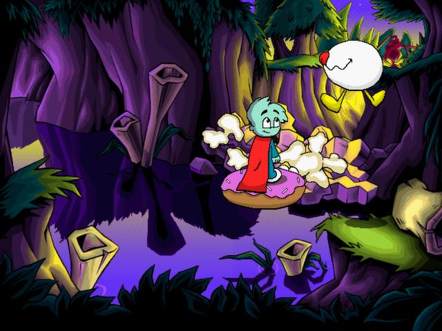 Pajama Sam 3: You Are What You Eat From Your Head to Your Feet Game screenshot 2