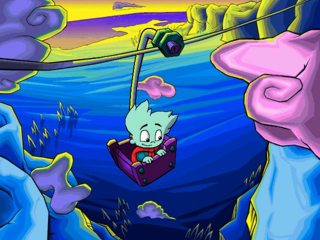 Pajama Sam 3: You Are What You Eat From Your Head to Your Feet Game screenshot 3