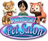 Free Paradise Pet Salon Game