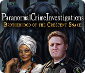 Free Paranormal Crime Investigations: Brotherhood of the Crescent Snake Game
