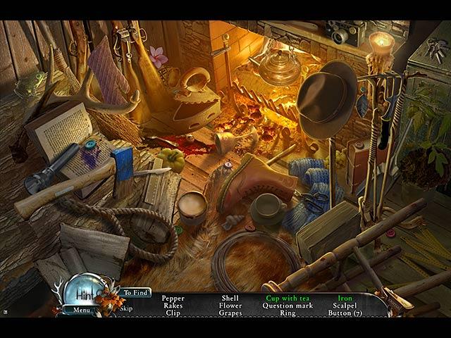Paranormal State: Poison Spring Game screenshot 1