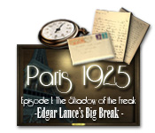 Free Paris 1925 Game