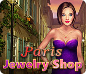 Free Paris Jewelry Shop Game