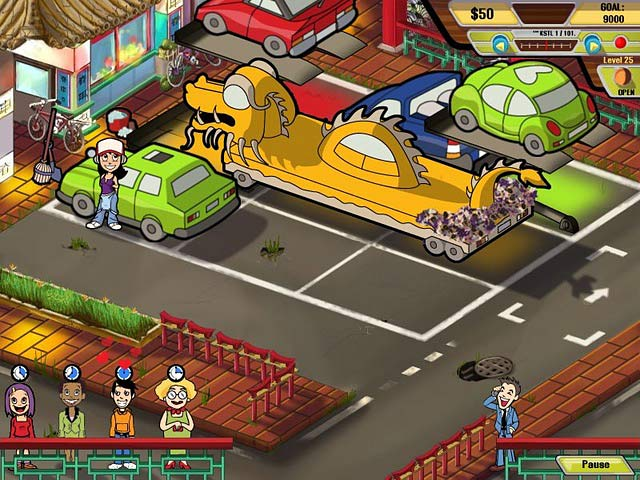 Parking Dash Game screenshot 3