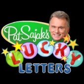 Pat Sajak's Lucky Letters Game