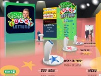 Pat Sajak's Lucky Letters Game screenshot 1