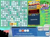 Pat Sajak's Lucky Letters Game screenshot 2