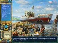 Pathfinders: Lost at Sea Game screenshot 1