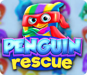 Free Penguin Rescue Game
