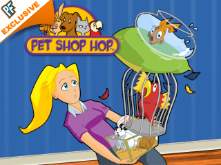 Pet Shop Hop Game screenshot 1