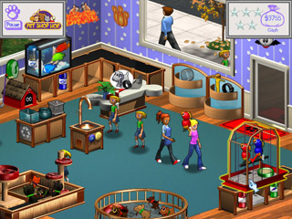 Pet Shop Hop Game screenshot 3
