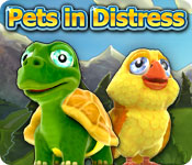 Free Pets in Distress Game