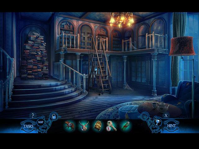 Phantasmat: Reign of Shadows Game screenshot 3