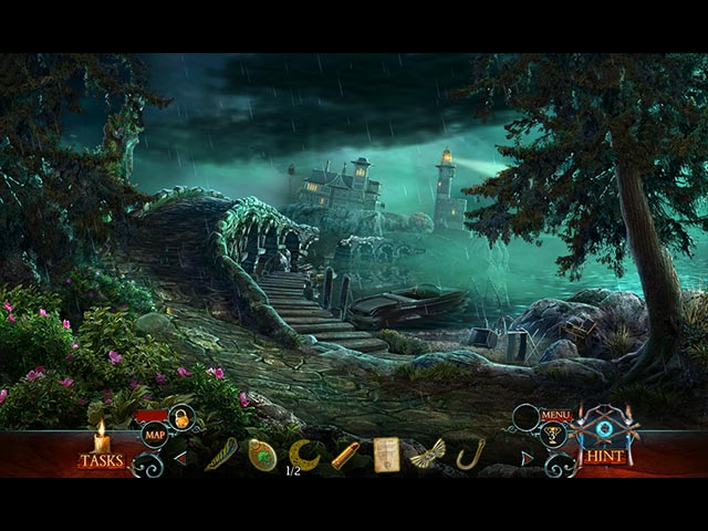 Phantasmat: The Dread of Oakville Game screenshot 1